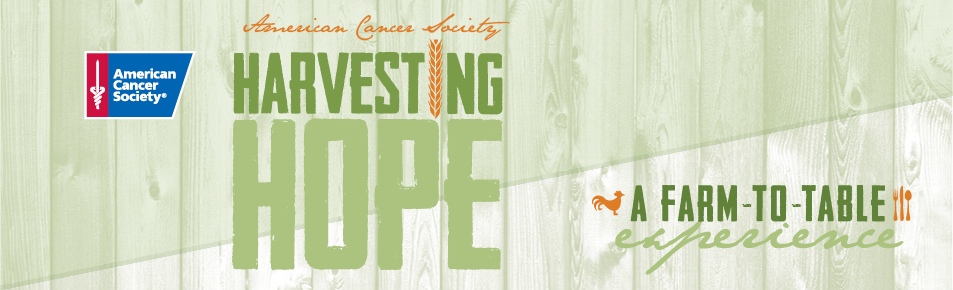 The American Cancer Society Charlottesville Harvesting Hope ...
