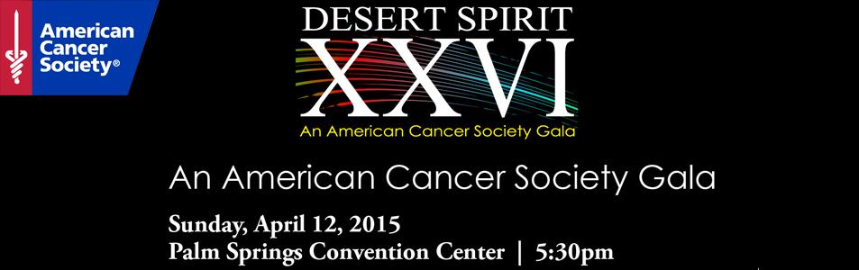 2015 Desert Spirit Web Banner