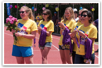 Relay For Life Cancer Survivor Lap