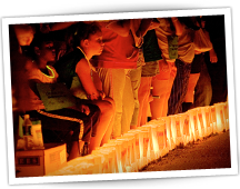 Learn: Luminaria Ceremony