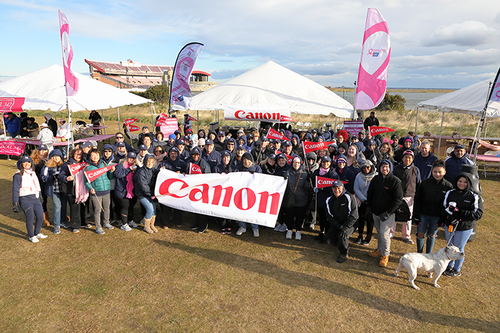 Canon Team Photo