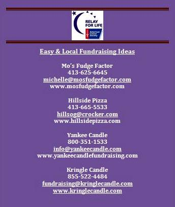 Local Fundraising Opportunities