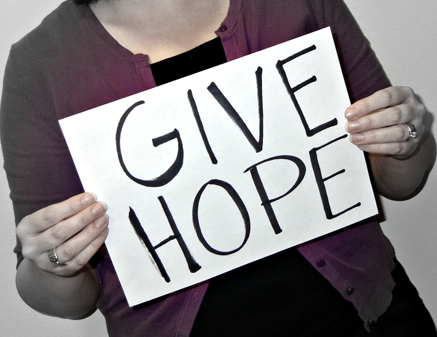 Give Hope Picture
