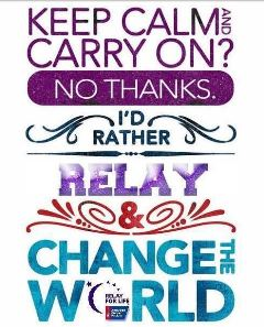 Change the World Relay On