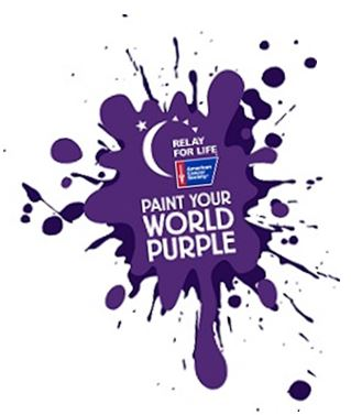 Paint Your World Purple