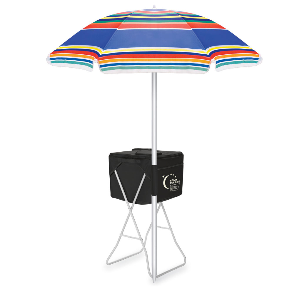 umbrella cooler