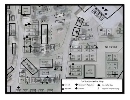 Rockingham Mall Map