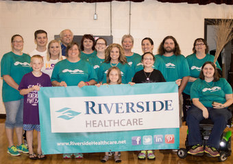 Riverside Waivin' Goodbye To Cancer