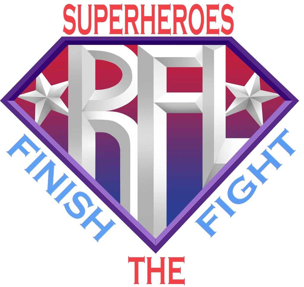 Relay For Life Super Hero Clip Art Joy Studio Design