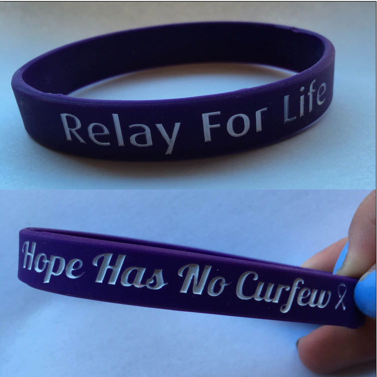 """All Night For the Fight"" Bracelets"