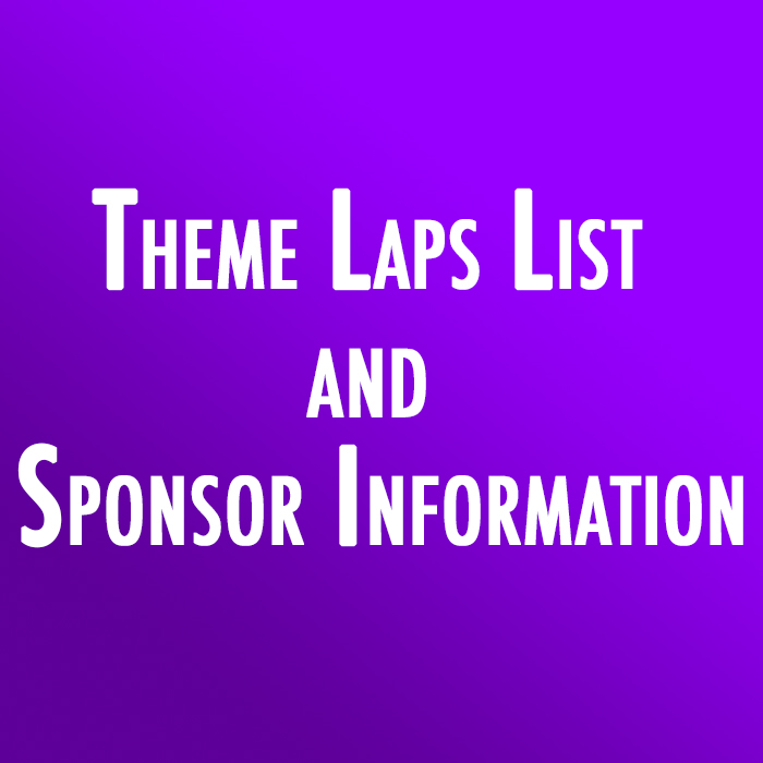 themed laps