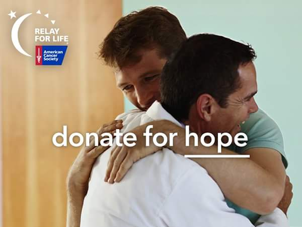 Donate for hope