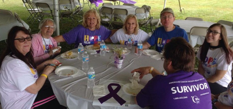 hope floats at survivor luncheon