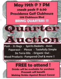 Quarter Auction 1