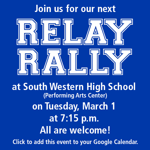 March Relay Rally