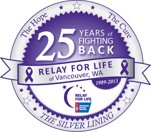 Vancouver Relay For Life Logo