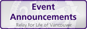 Event Announcements Button