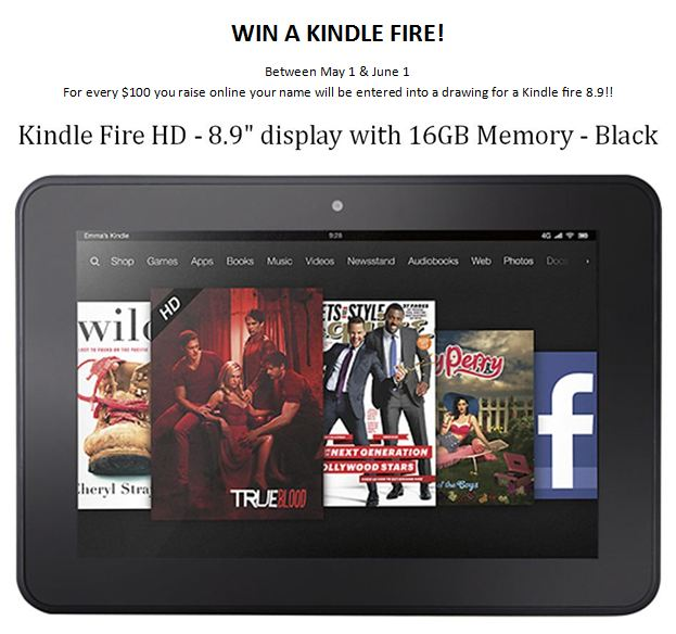kindle fire 8.9