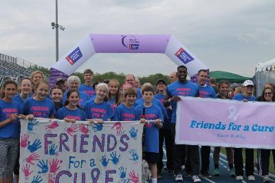 We are Friends for a Cure!