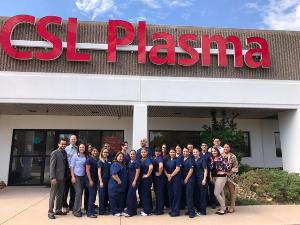 Relay For Life of Douglas 2018: CSL Plasma 190 |