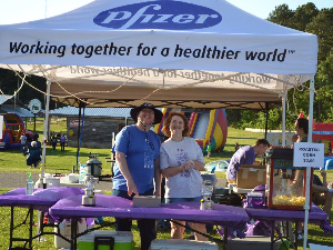 Relay For Life of Lee County: Pfizer All4Life | Relay For Life
