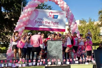 Making Strides of Ventura Presented by UCLA Health: Team Brit |